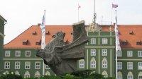 pomnik w Szczecinie